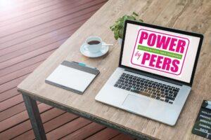 Logo Power by Peers voor vacature